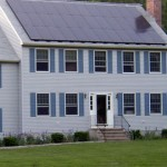 White House Solar With Solar Roof